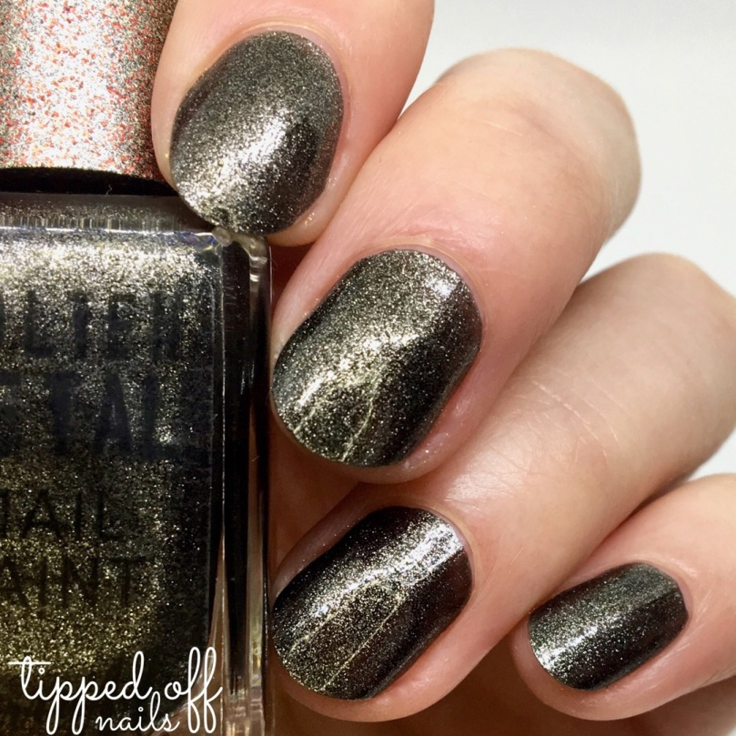 Barry M Molten Metals