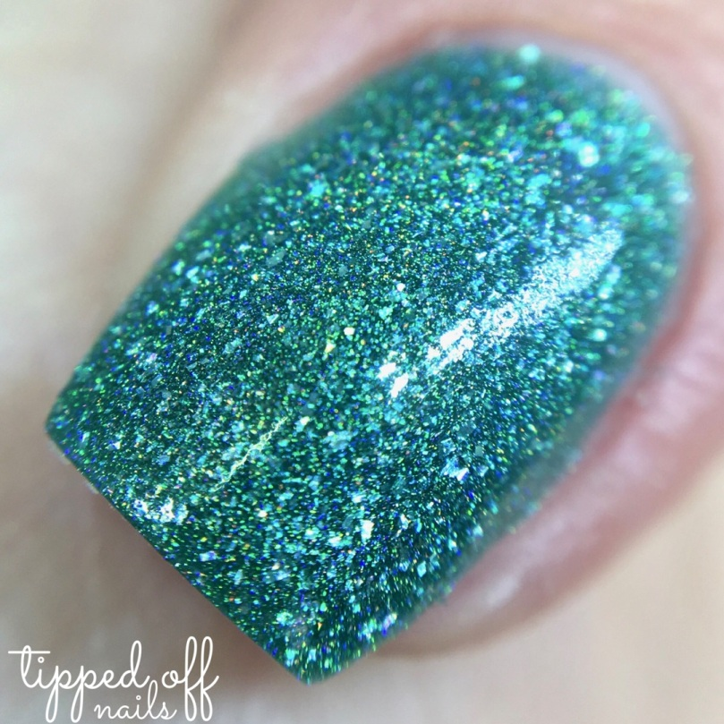 Princess Nail Lacquer Summer Collection - Time For A Dip