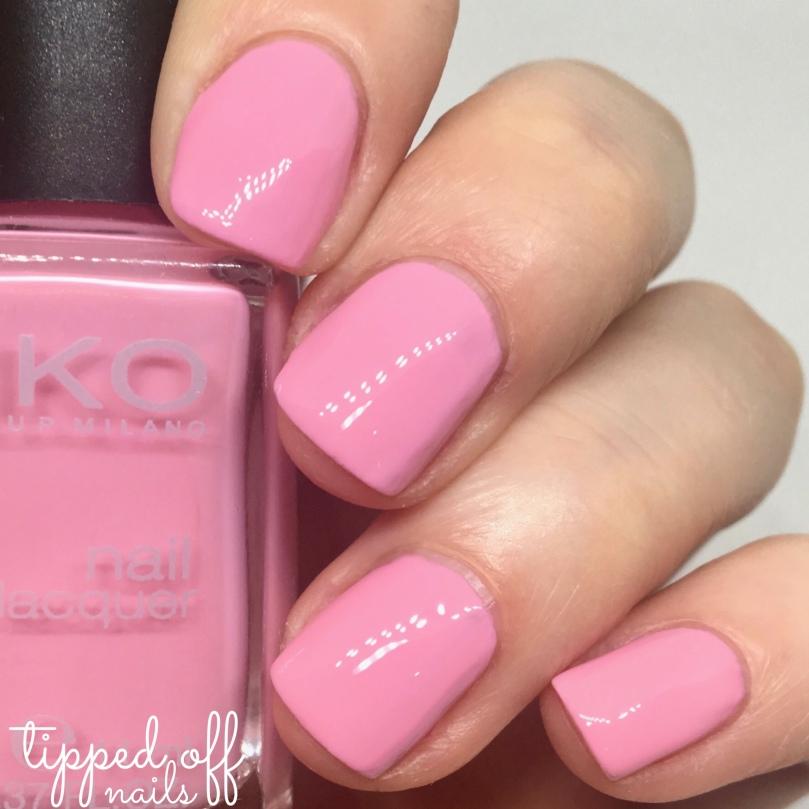 Kiko Milano Nail Lacquer 506 Venus Pink