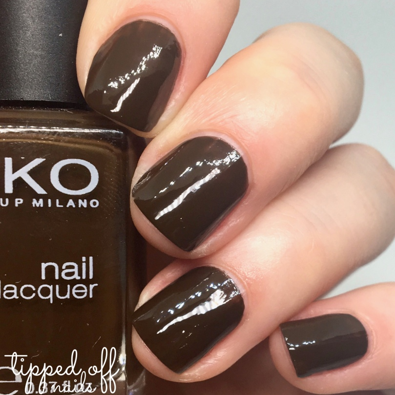 Kiko Milano Nail Lacquer Swatch