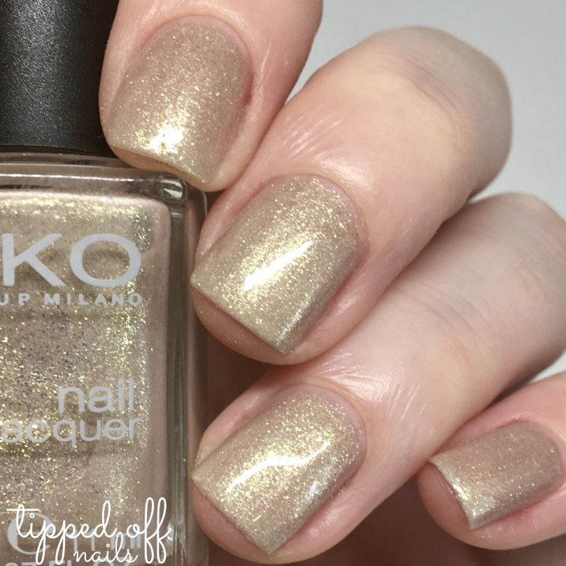 Kiko Milano Nail Lacquer Swatch 479