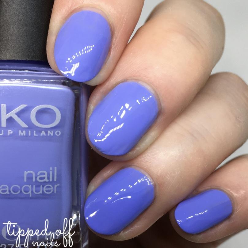 Kiko Milano Nail Lacquer Swatch - 338