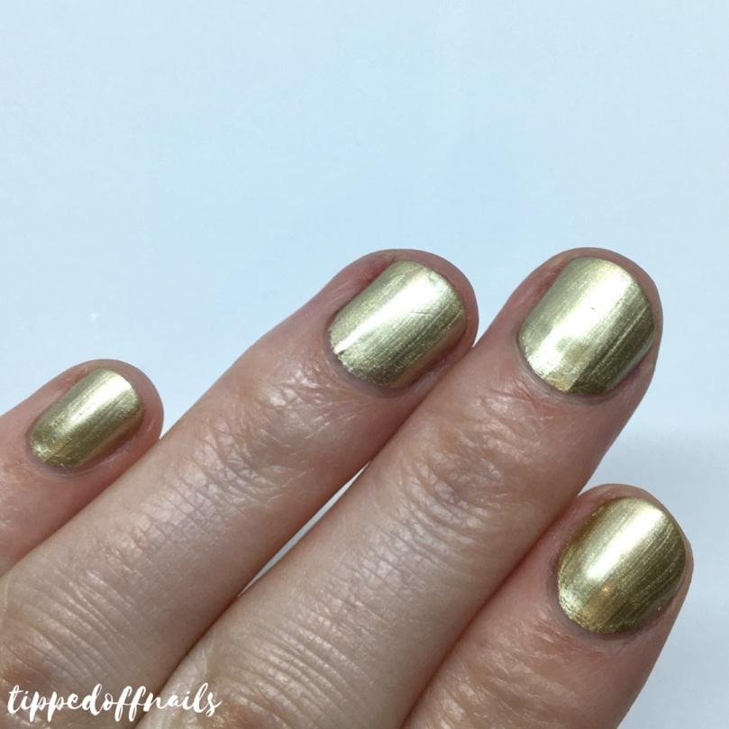 Barry M Liquid Chrome Nail Paint Bright Lights