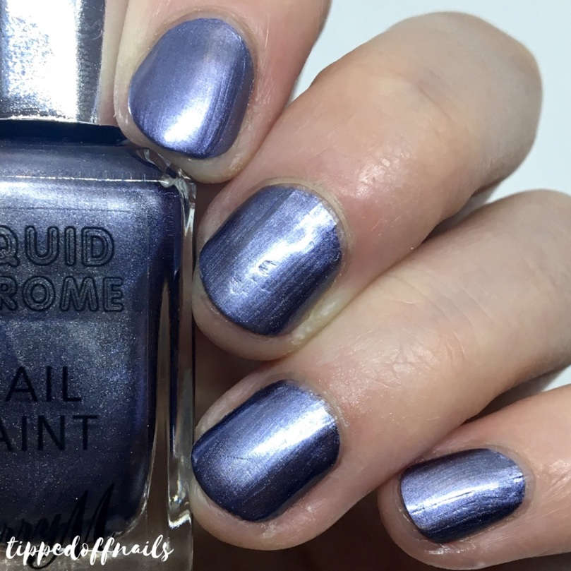 Barry M Liquid Chrome Nail Paint Glow Crazy