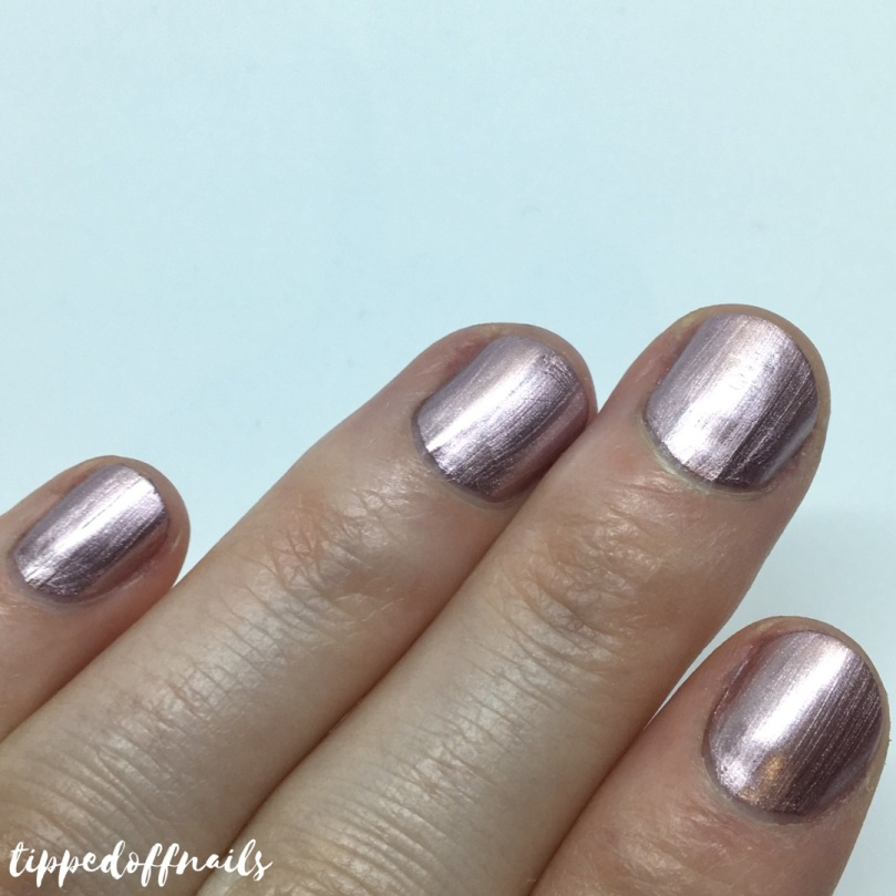 Barry M Liquid Chrome Nail Paint Razzle Dazzle