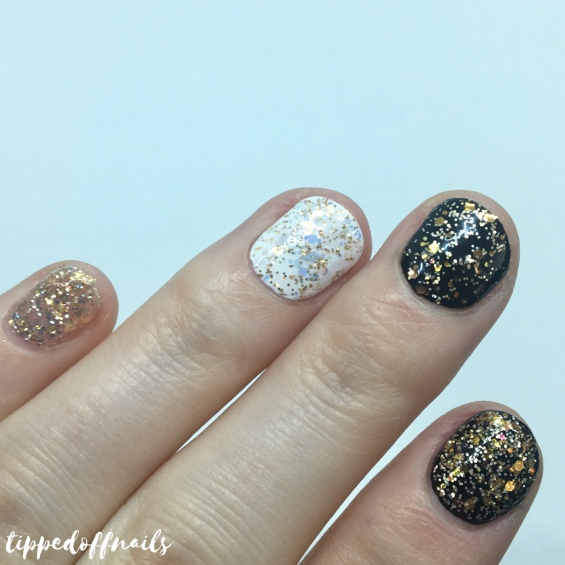 Barry M Classic Nail Paint Majestic Sparkle Glitter