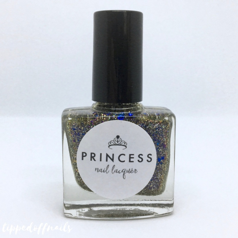 Princess Nail Lacquer Birthstone Collection Sapphire