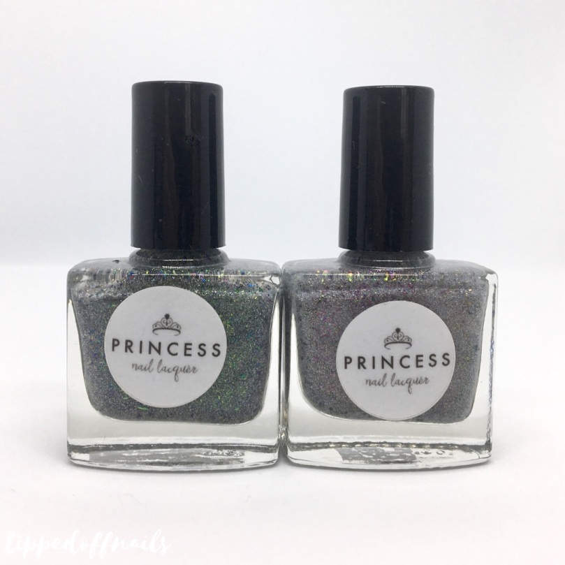 Princess Nail Lacquer Valentine Collection XOXO and I Hate That I Love You