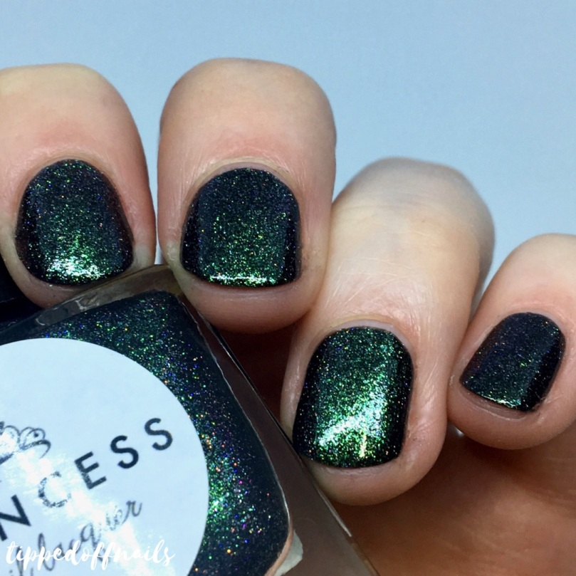 Princess Nail Lacquer Up All Night Collection - Insomnia