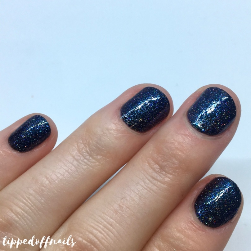 Princess Nail Lacquer Up All Night Collection - Stargazing