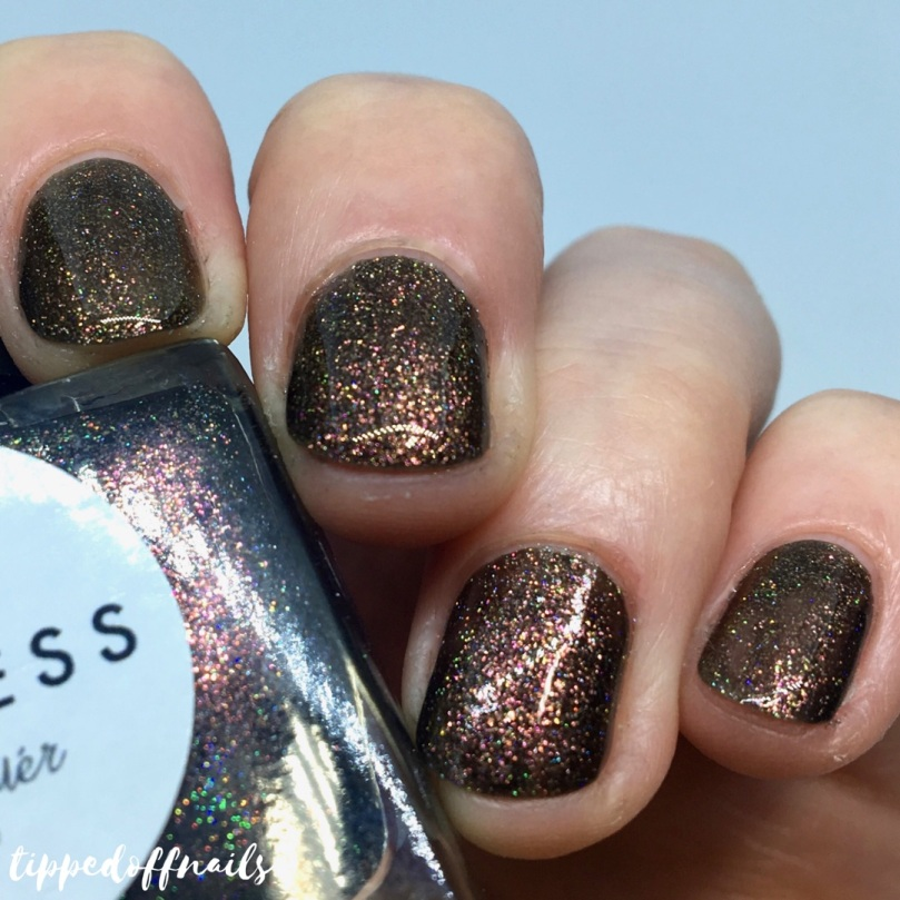 Princess Nail Lacquer Up All Night Collection Midnight Feast