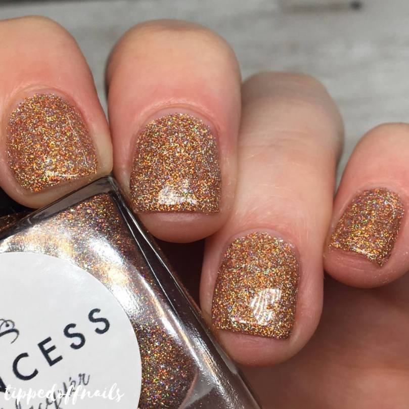 Princess Nail Lacquer Aimee Swatch