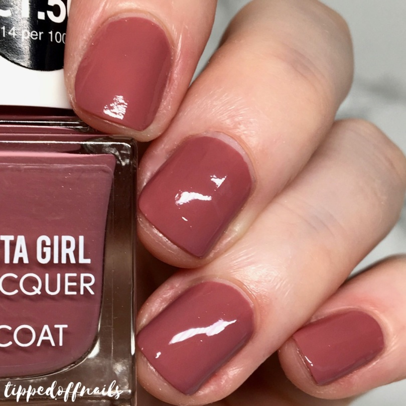 Primark PS Insta Girl Nail Lacquer It Girl