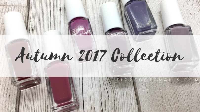 Princess Nail Lacquer Autumn 2017 Collection