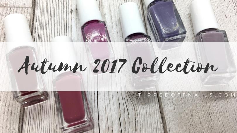 Princess Nail Lacquer Autumn 2017 Collection
