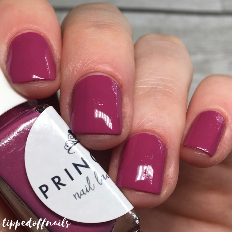 Princess Nail Lacquer Autumn 2017 Collection Swatches Hats & Scarves