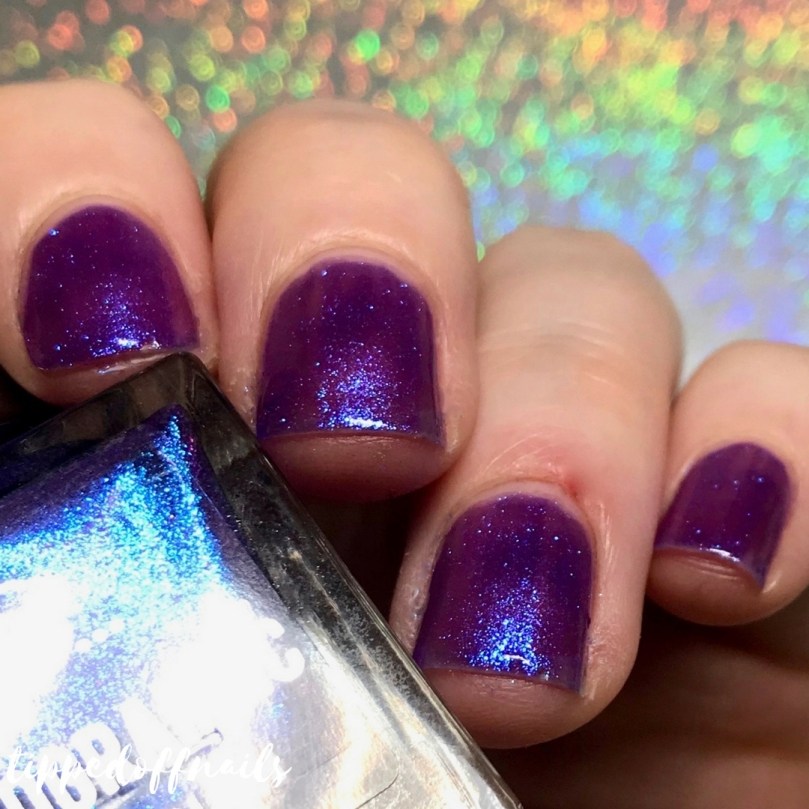 Primark PS Holographic Slay Swatch
