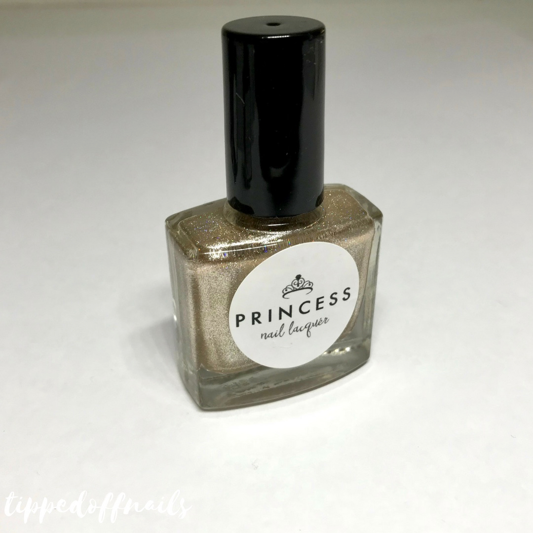 Princess Nail Lacquer Pass The Fizz Swatch