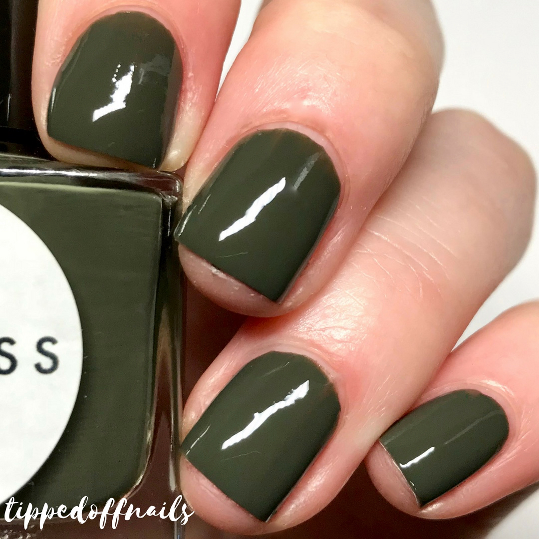 Princess Nail Lacquer Fugly Trio Gangrene swatches