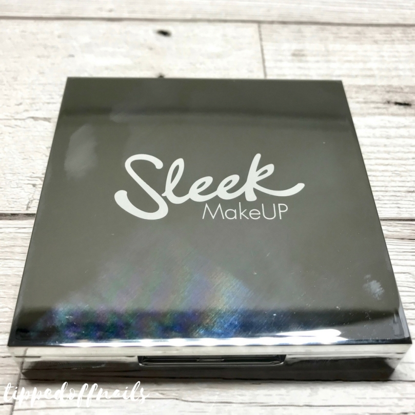 Sleek Distorted Dreams Highlighting Palette Swatches & Review