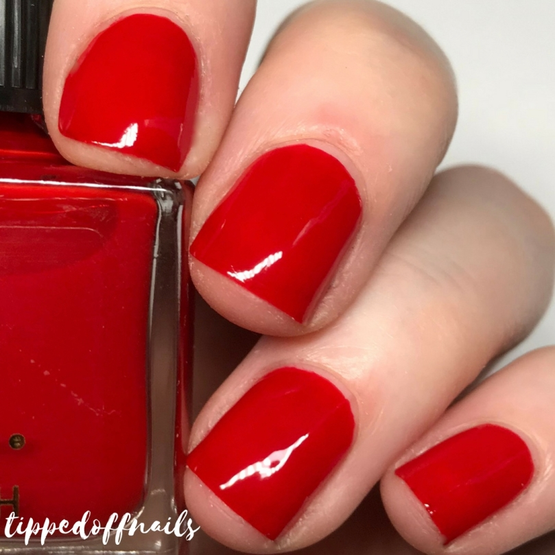 Primark Nail Polish Reckless Swatch