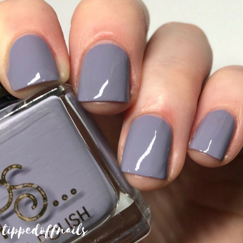 Primark Nail Polish Dolce Swatch