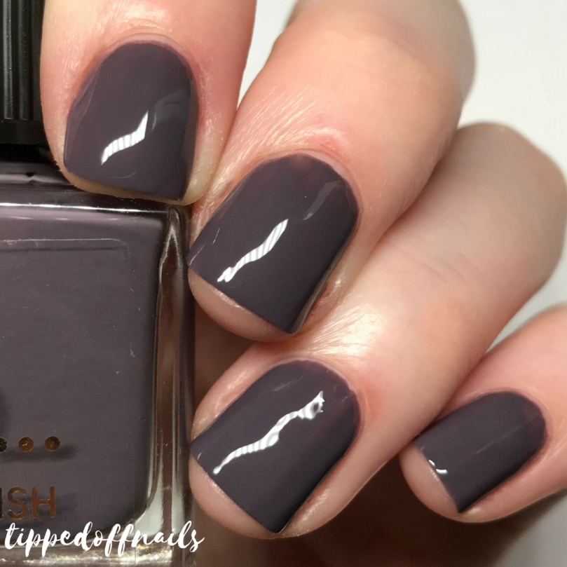 Primark Nail Polish Lavender Blush Swatch