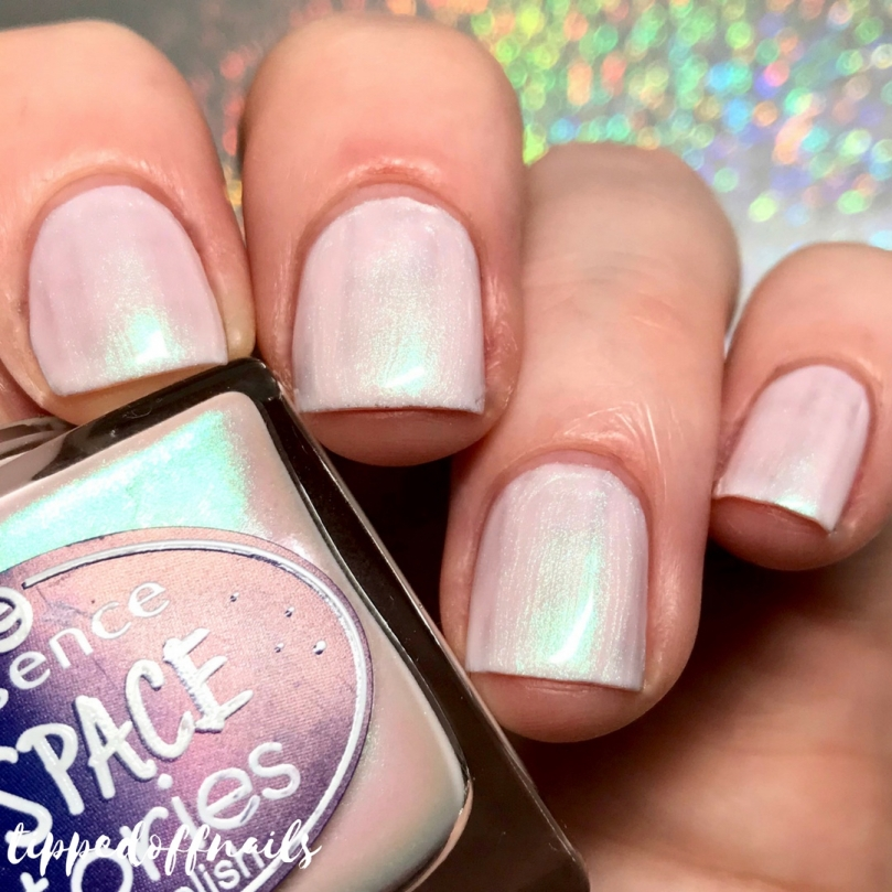 Essence out of space stories collection: Outta space is the place swatch