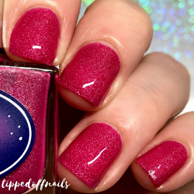 Essence out of space stories collection: Beam Me UP! swatch