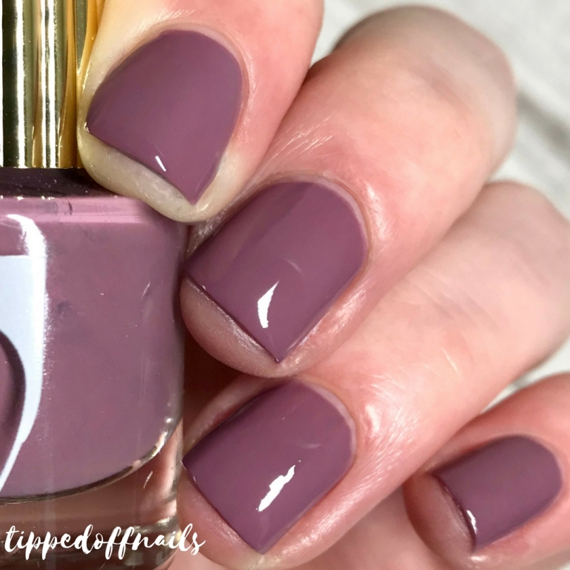 Floss Gloss Mauve Wives Swatch