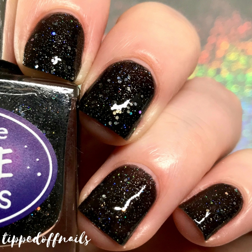 Essence Out of space stories collection: Light Years Away swatch