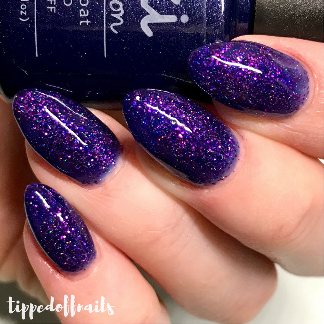Kiki London Galaxy GL03 swatch