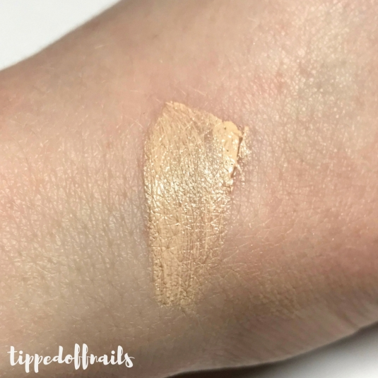 Seventeen Stay Time Concealer - Extra Fair review