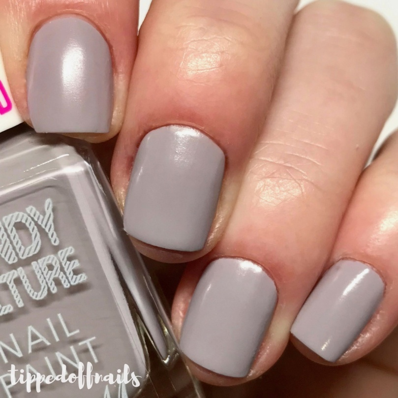 Barry M Candy Culture scented Coconut Cream swatches & review