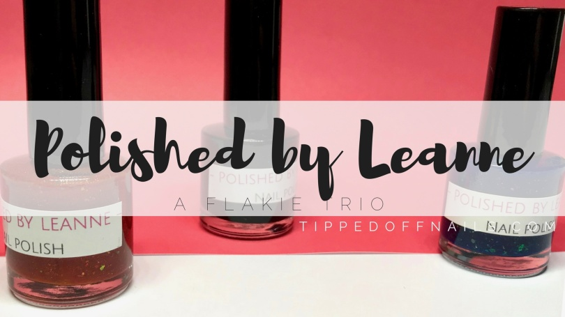 Polished by leanne - boys are from mars , Neptune , the unknown swatches