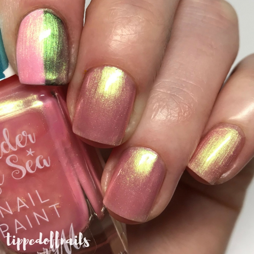 Barry M Under The Sea - Pinktail