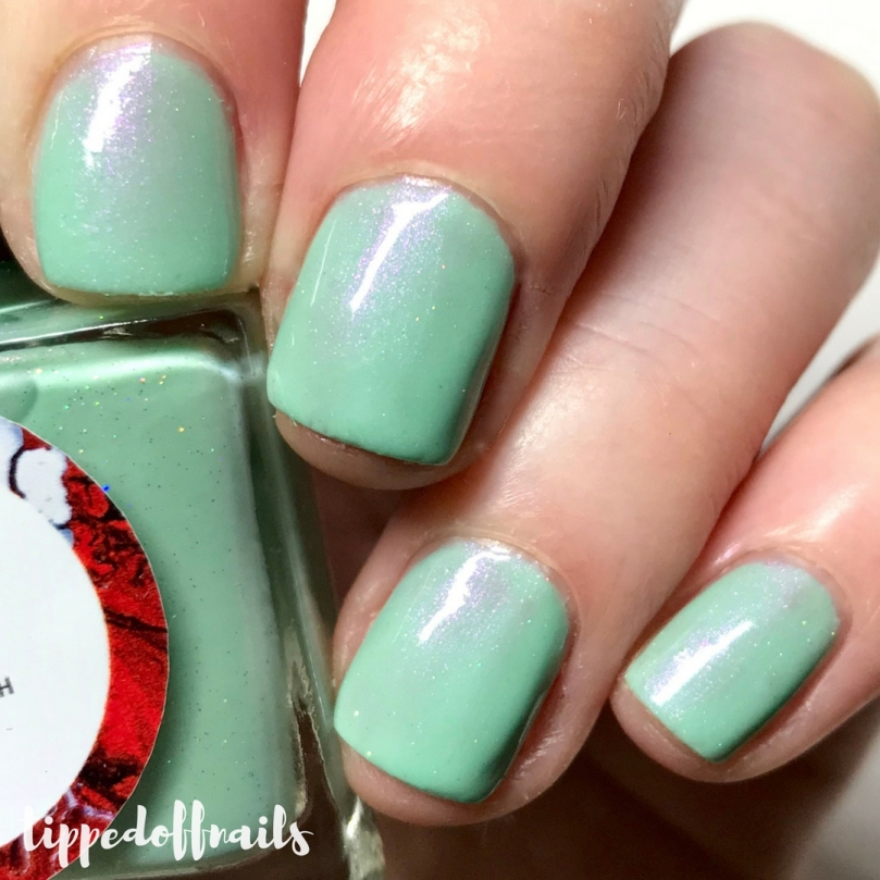 Coze Nail Polish - A Dance With Dragons Mother of the Dragons