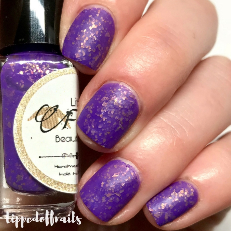 Little Fudges Beauty Shop - Bourneville's Attraction swatches