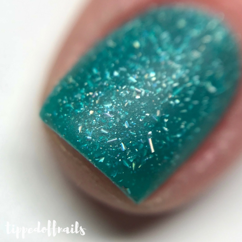 For Your Nails Only: Oceanic Collection - Aegean Swatches