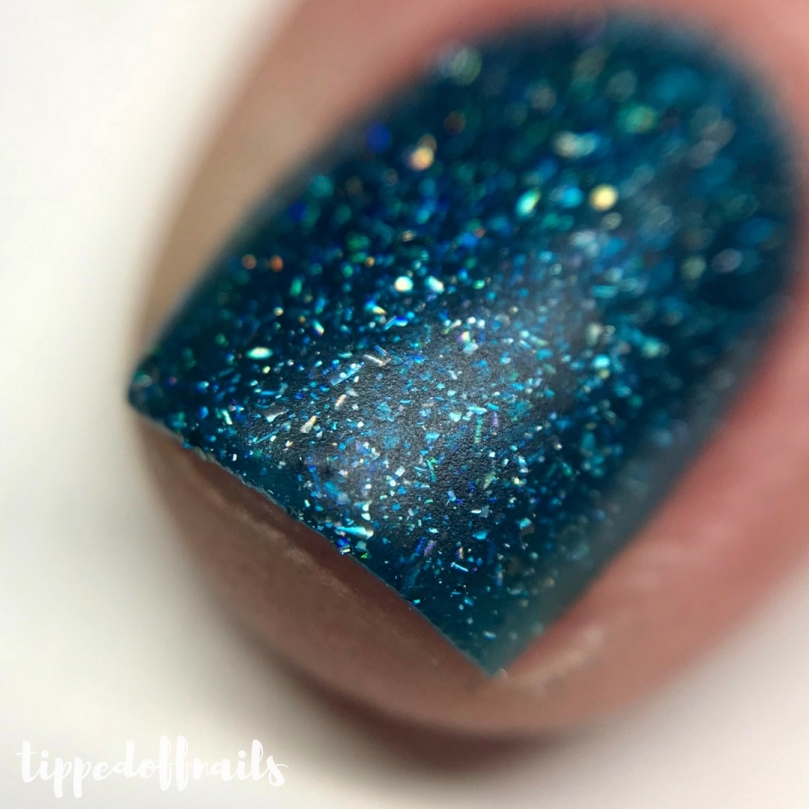 For Your Nails Only: Oceanic Collection - Atlantic Swatches