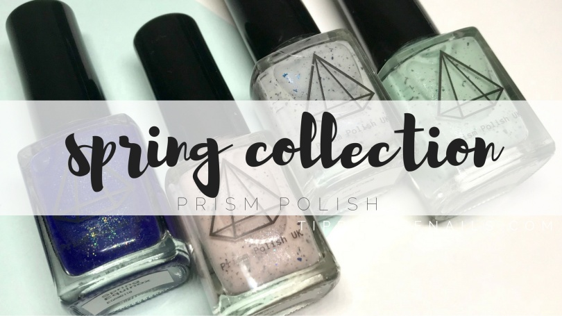 Prism Polish Spring Collection Swatches & Review
