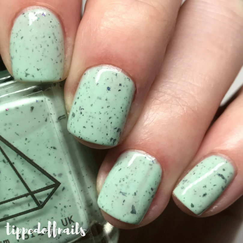 Prism Polish Speckled Egg Swatches & Review