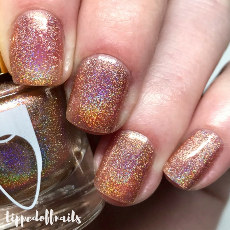 Floss Gloss Disco Dust Swatch