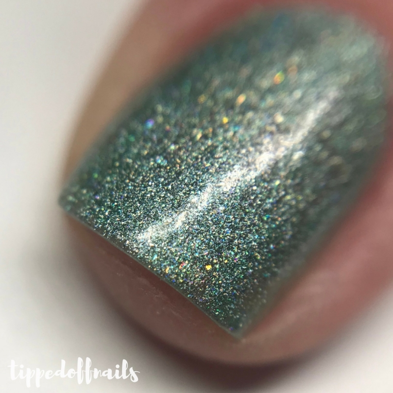 Barry M Molten Metal Holographic Flare
