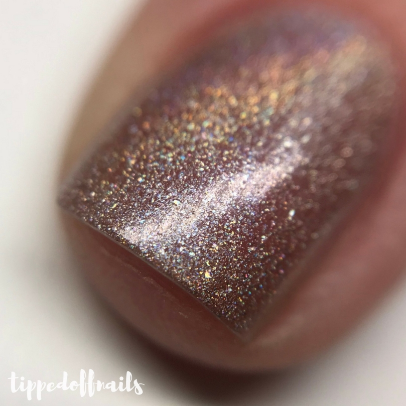 Barry M Molten Metals Holographic Moon