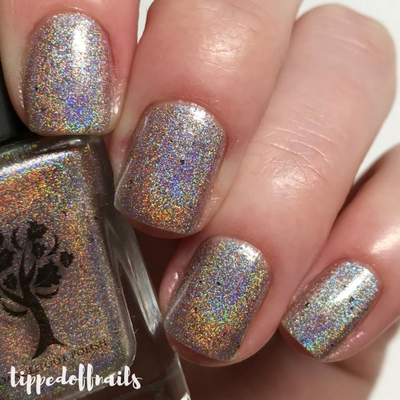 Danglefoot Dino-mite Collection Hot Messasaurus Swatches & Review
