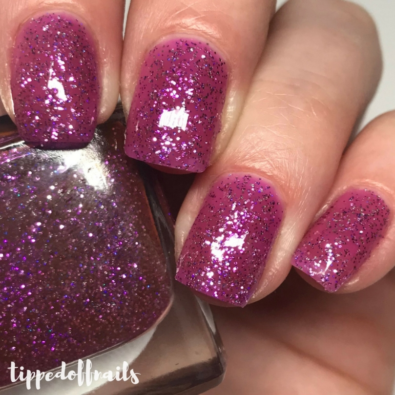 Toxic Nails Mystery Unicorn Polish Box Swatches & Review