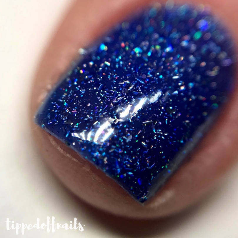 For Your Nails Only: Oceanic Collection - Pacific Swatches
