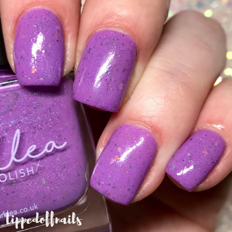 Sparklea Nail Polish Hatchling Collection - Baby Spyro Swatches