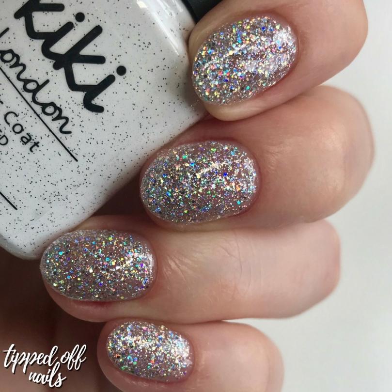 Kiki London Gel Diamonds Swatch